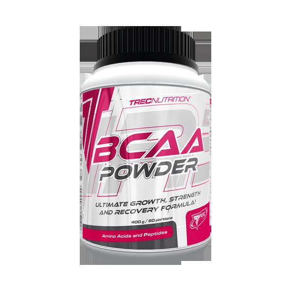 BCAA POWDER trec nutrition holandia