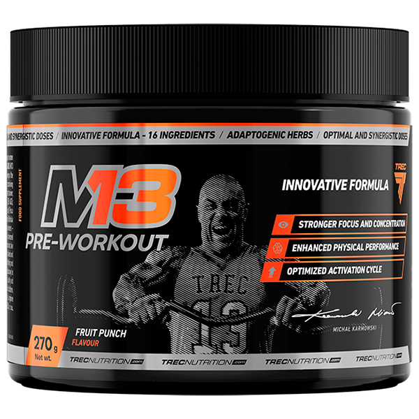 Pre-workout supplements and nutrients Netherlands