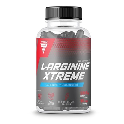 l-arginine trec nutrition