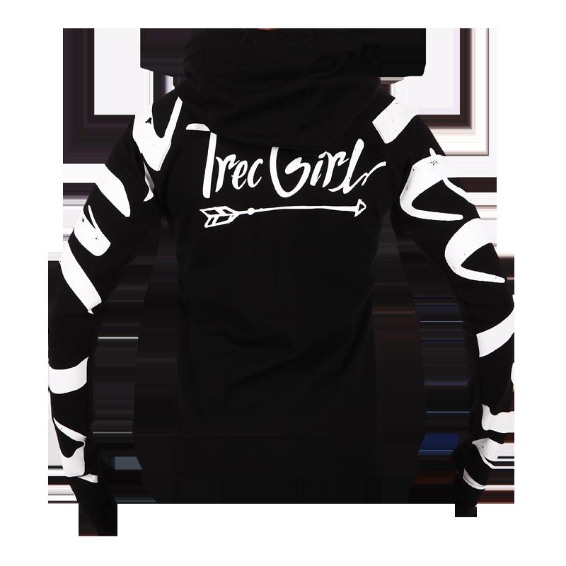 women's sports sweatshirt