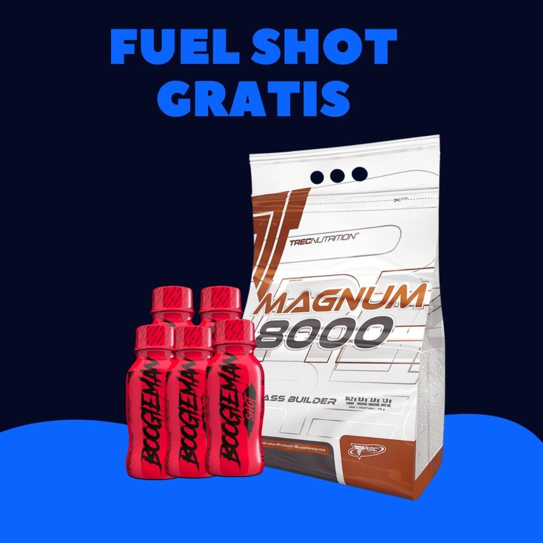 Magnum 8000 gratis suplementy i odżywki Holandia