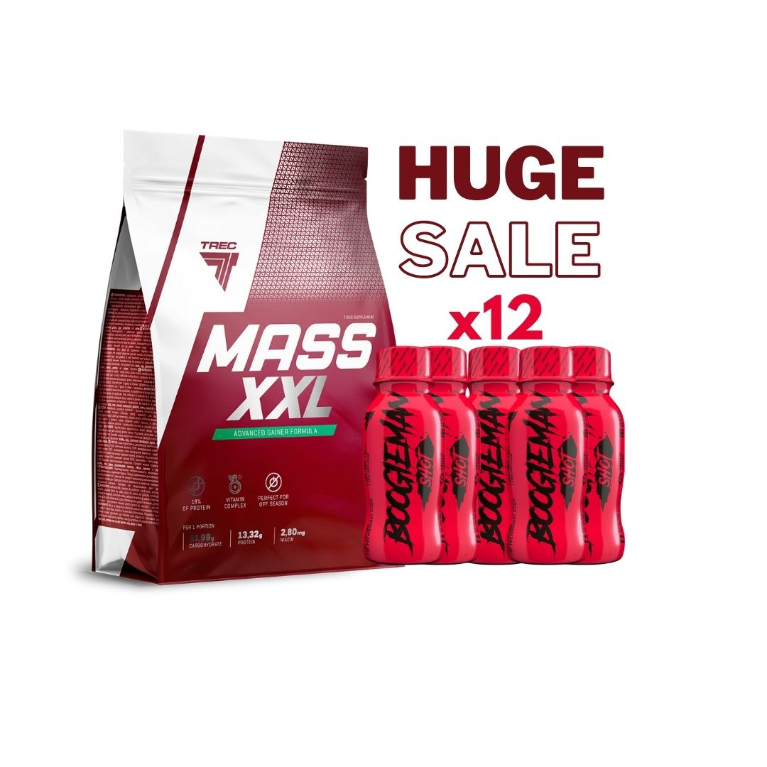 supplements and nutrients for mass Netherlands