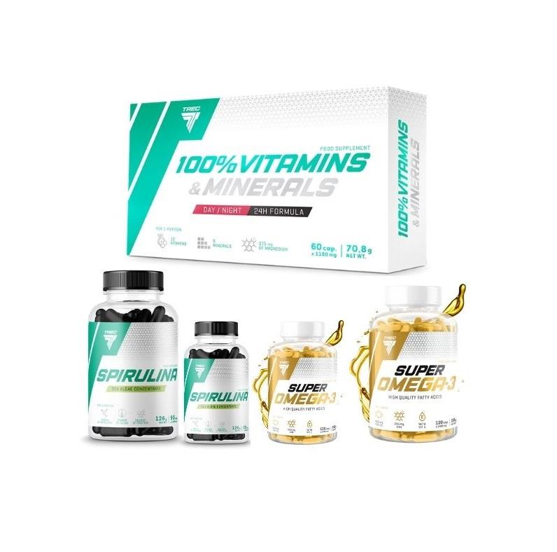 zestaw witamin na miesiąc suplementy holandia